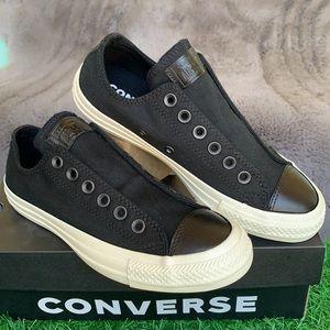 CONVERSE CTAS SLIP BLACK/WHITE/BLACK WMNS